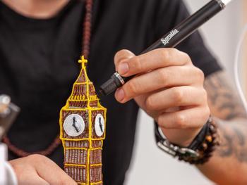 Spralla 3D-penn