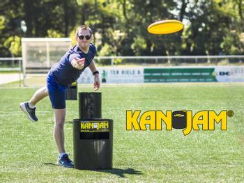 KanJam frisbee-spill