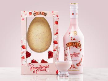 Baileys Strawberries & Cream-sjokoladeegg